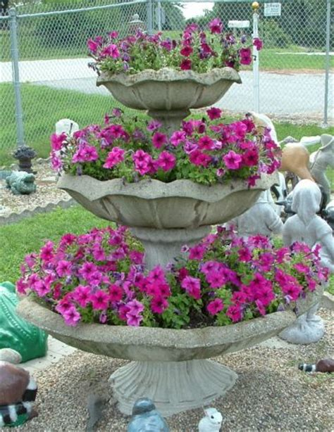15 best images about three tier planter on pinterest