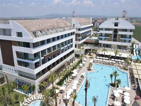 port side port side resort hotel side antalya region turkey book