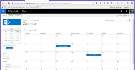 get more out of the calendar with resource booking and ical support intelligantt sharepoint calendars tasks and resource
