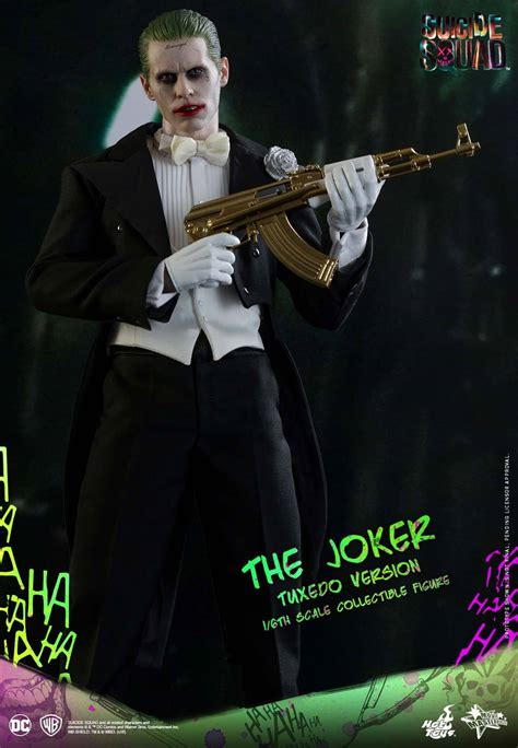 New Listing Joker Dc Squad 1 6 12 Figure Colle toys 1 6 dc squad mms395 the joker tuxedo version masterpiece figure ebay