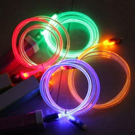 Usb Nyala kabel micro usb warna dan bisa nyala in4matica generasi biru