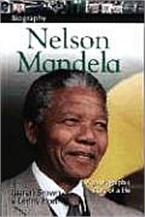Nelson Mandela Biography Title | nelson mandela dk biography lenny holt trade paperback