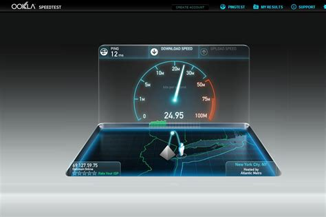 speed test speedtest net website review