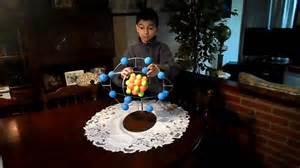 como construir una maqueta de un atomo de aluminio maqueta del 193 tomo de magnesio youtube