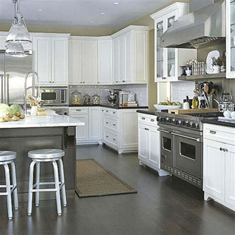 ideas for kitchen flooring kitchen flooring ideas marceladick