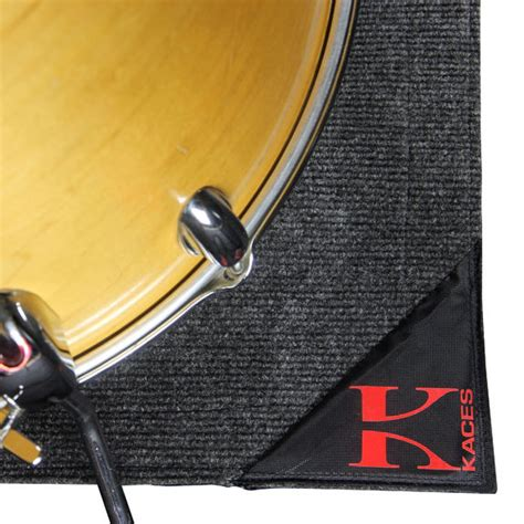 Kaces Drum Rug by Kaces Economy Drum Rug Drum Set Adaptors Accessories
