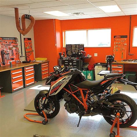 garage workshop perfect for motorcycle storage and still 1000 images about garages workshop on pinterest