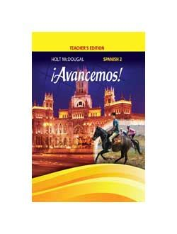161 Avancemos Spanish 1 Kit 9780547858654 Lamp Post Homeschool