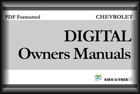2001 Chevy Chevrolet Monte Carlo Owners Manual