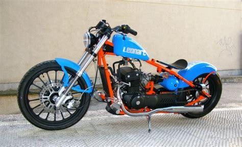 imagenes de motos chopper leonart bobber 350i fotos de motos pinterest bobbers