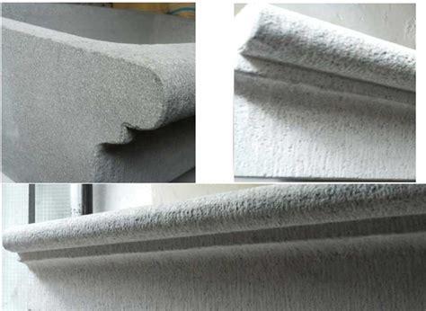 davanzale marmo soglie finestre in pietra cemento armato precompresso