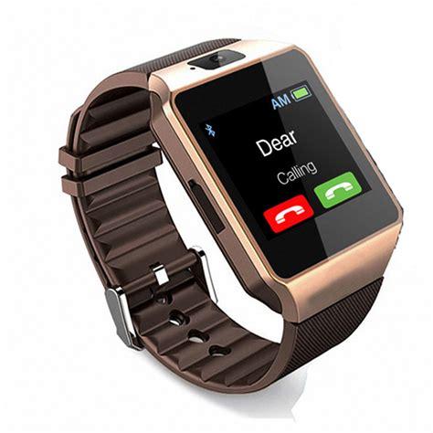 Best Smart Smartwatch Gt08 Gold Emas Gt08 Top Murah Bagus Murah aliexpress buy cawono dz09 smartwatch bluetooth