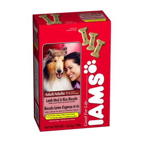 iams puppy biscuits iams proactive health biscuits new ebay