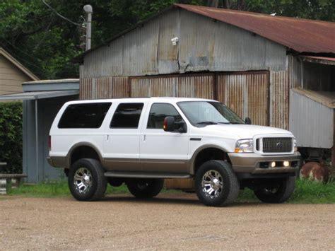 Diesel Ford Excursion Ford Excursion 4x4 Diesel 23 900 00 Picclick