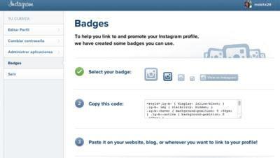 the tutorial blog instagram tutorial badges de instagram para nuesto blog paperblog