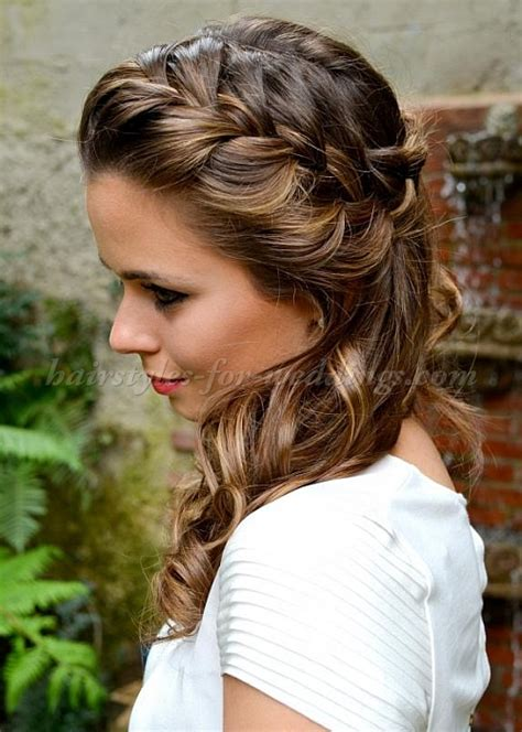 Wedding Hairstyles With Braids For Bridesmaids by Braided Wedding Hairstyles Braided Wedding Hairstyle