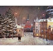 Игорь Разживин Снег на Волхонке