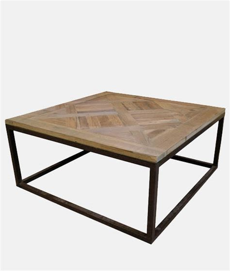 industrial square coffee table industrial coffee table square shape bestofexports