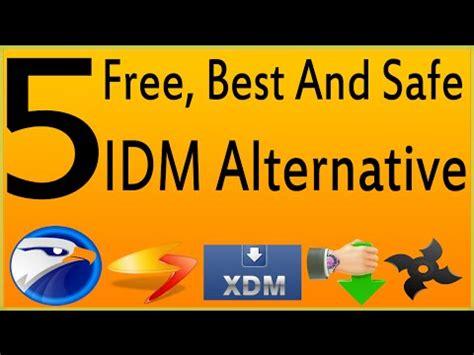 download youtube safe idm alternative 5 free best and safe internet download
