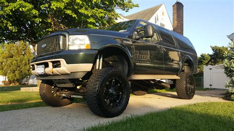 2003 Ford Excursion for sale 7.3 Turbo Diesel, Lifted