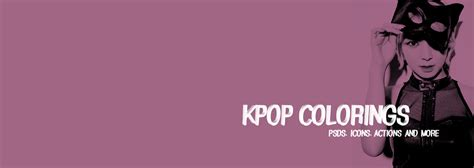 tumblr themes html kpop kpop psds