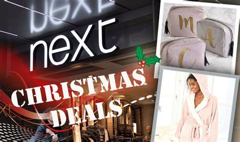 next uk best christmas gifts deals and discounts