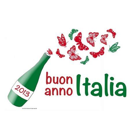 happy new year in italian tutto italiano
