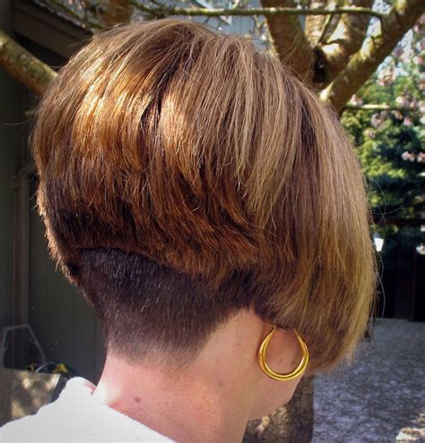 high nape permed haircut 1000 images about adventures in high shaved close