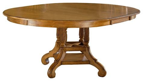 Wilshire Round Oval Dining Table Without Chairs Dining Table Without Chairs