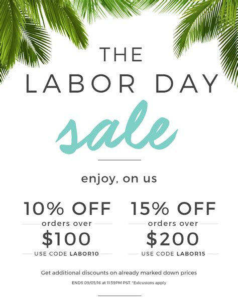 The Detox Market Sale by Labor Day Sales You Don T Want To Miss