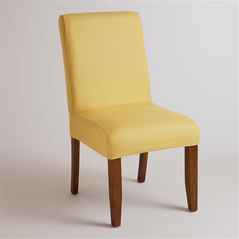 Yellow Chair Covers by Yellow Chair Slipcover World Market