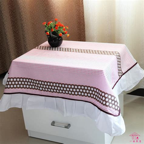 Nightstand Tablecloth sissi a small tablecloth fabric nightstand dust cover universal cover towel multi purpose towels