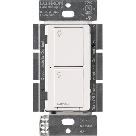 lutron fan and light control wiring lutron caseta wireless smart lighting switch for all
