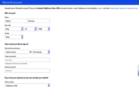 cara membuat e mail yahoo baru cara membuat email baru di gmail yahoo dan hotmail