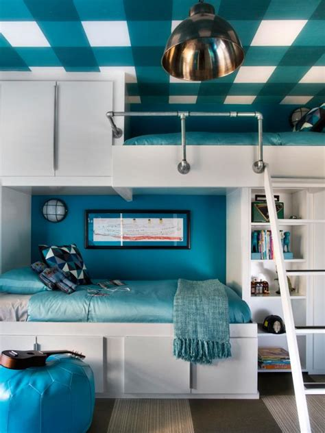 bunk beds  bedroom storage  ready