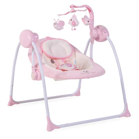 pink baby bouncer swing electric baby bouncer swing cangaroo baby swing plus pink