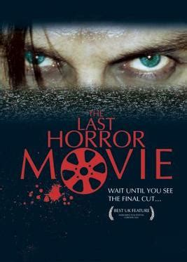 film horror qaki the last horror movie wikipedia