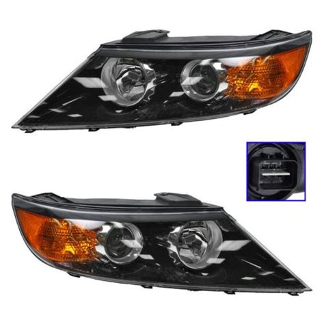 2013 Kia Sorento Headlight 2011 2013 Kia Sorento Headlight Pair At 1a Auto