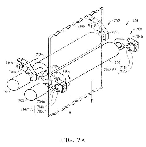 glass sheet for patent us7430880 pull roll assembly for drawing a glass