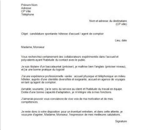 Lettre De Recommandation Générique Lettre Demande D Emploi Femme De Chambre Employment Application