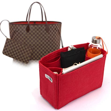 Bag Organizer bag and purse organizer for louis vuitton bags felt purse