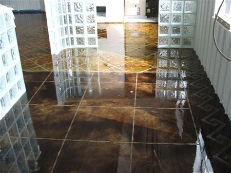 Countryside Concrete, Inc. :: Stained & Engraved