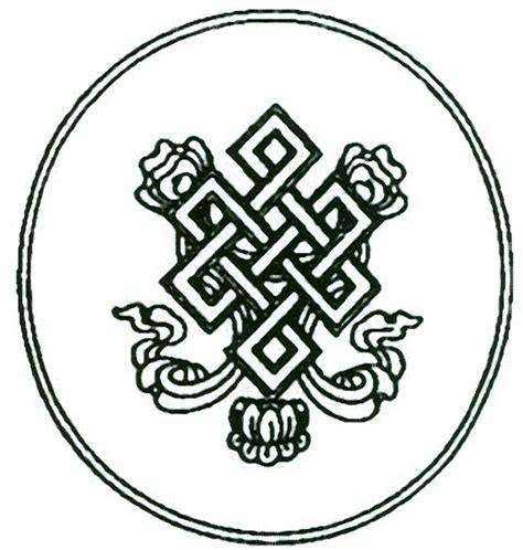 karma symbol tattoo the endless knot pictures pics images and photos for