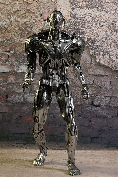 hot toys ultron review and photos of hot toys avengers ultron prime sixth