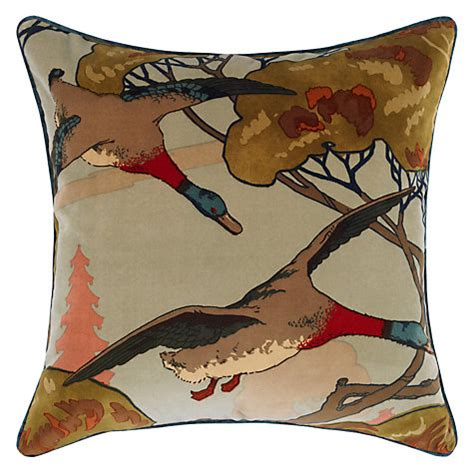Duck Cushion by Buy Mulberry Home Flying Ducks Cushion Lewis
