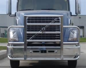 Semi Truck Chrome Accessories Canada Volvo Vt880 Bumper Available With Light Cut Outs