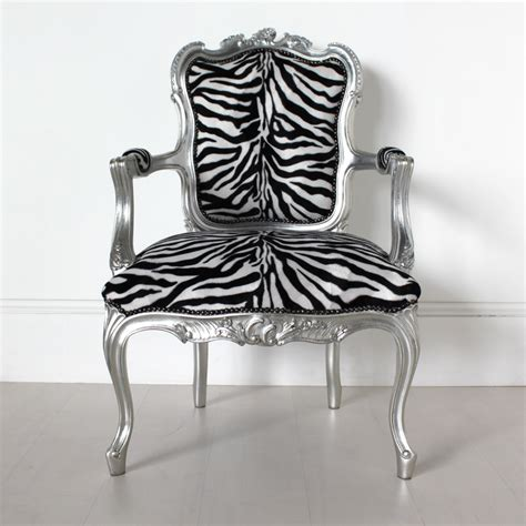 Zebra Print Dining Chairs Zebra Print Chair Chairs