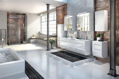 modernes badezimmer set badm 246 belset zesiro hochglanz wei 223 modern badezimmer