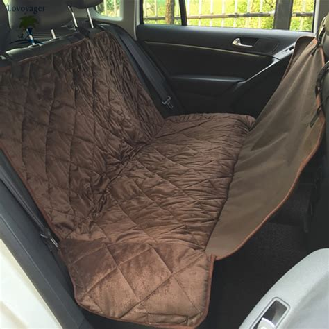 bench seat covers for pets car pet seat covers waterproof back bench car interior