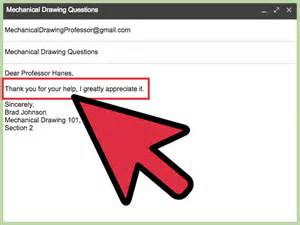 how do you create an email template in outlook 2010 how to email a professor with sle emails wikihow